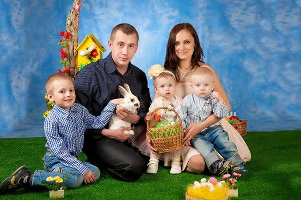 «Женщина России-2015»: Ульяновск представляет многодетная мама Юлия Андронова