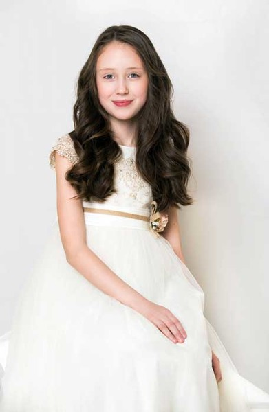 55 очаровательных девочек-моделей: фото на конкурс красоты «Маленькая Мисс Волгоград-2017»