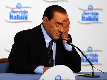 Сильвио Берлускони (Silvio Berlusconi) ответит за связи с несовершеннолетней