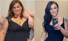 Пользователи соцсетей решили, что на фото «до и после» разные девушки, из-за «неправильных» татуировок