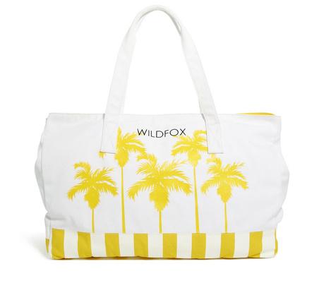 Пляжная сумка Wildfox, 7682 руб.