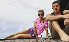 Бородина прокомментировала расставание с мужем