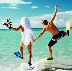 Свадьба за границей: топ-7 лучших мест для выездной регистрации