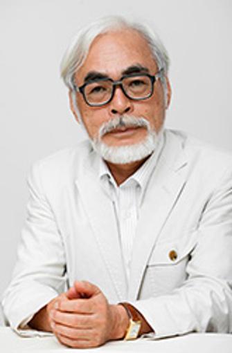 Хаяо Миядзаки, прославленный мастер японской анимации. Его мультфильмы «Принцесса Мононоке», «Ведьмина служба доставки», «Ходячий замок» имели огромный успех в мире, а фильм «Унесенные призраками» удостоен главного приза Берлинского кинофестиваля и «Оскара» (2003).