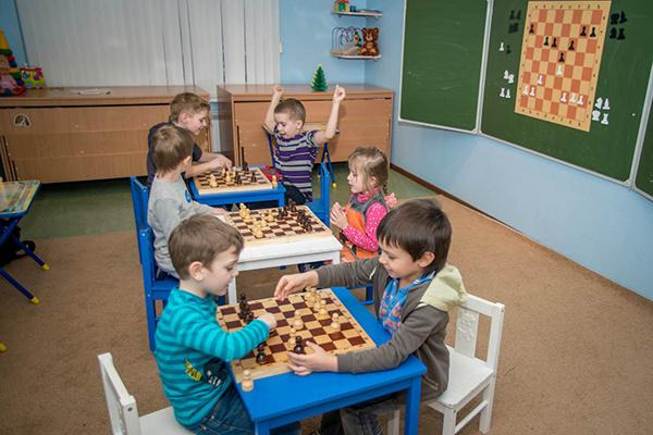 Секция по шахматам