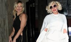 Кейт Мосс и Леди ГаГа в списке самых влиятельных модных икон