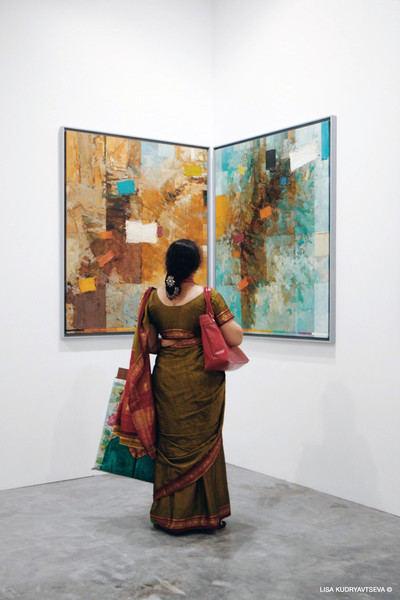 Галерея VS Unio на выставке Art Stage Singapore 2016   галерея [1] фото [9]