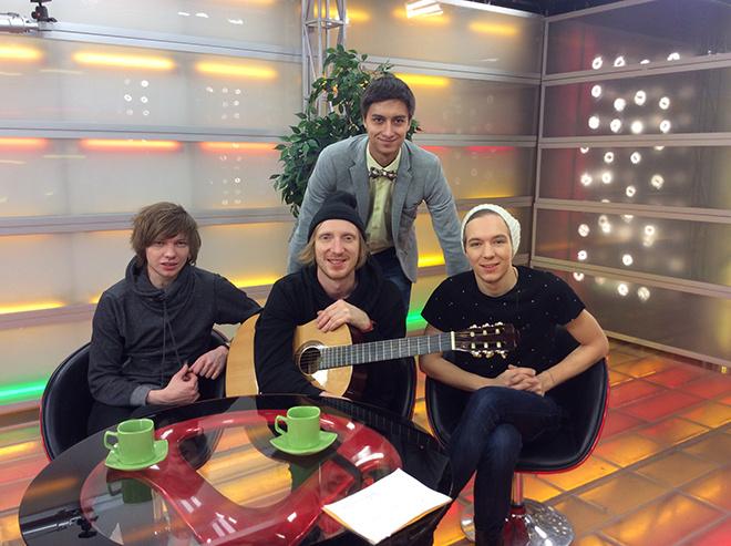Андрей Безруков, 49 канал