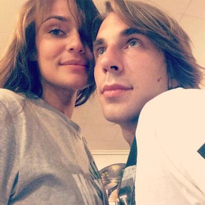 Алена Водонаева и Юрий Анде, фото