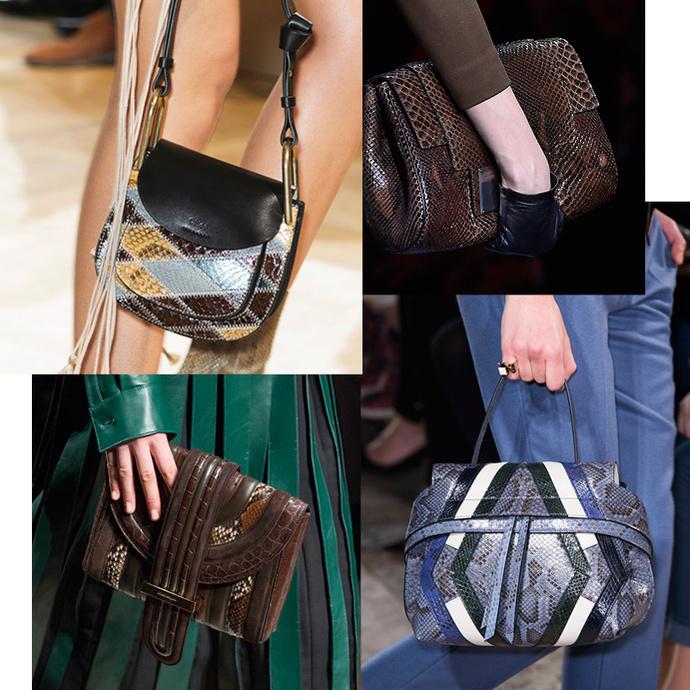 Модные сумки осень-зима 2015/2016