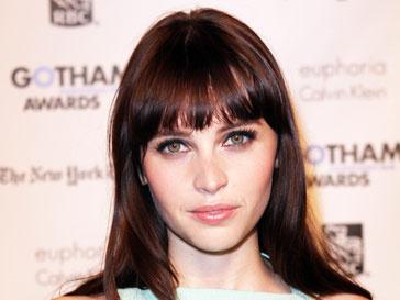 Фелисити Джонс стала коллегой Скарлетт Йоханссон, которая является лицом Dolce & Gabbana несколько лет