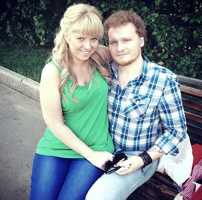Сергей Сафронов с женой