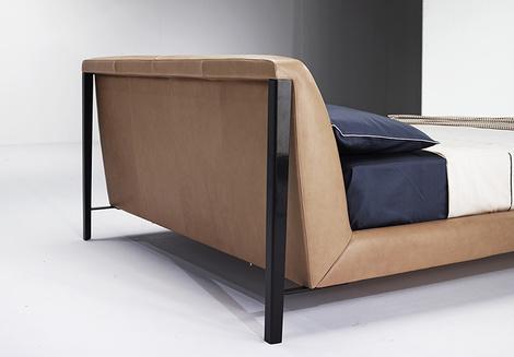 Компания NATUZZI представила коллекцию кроватей | галерея [1] фото [11]