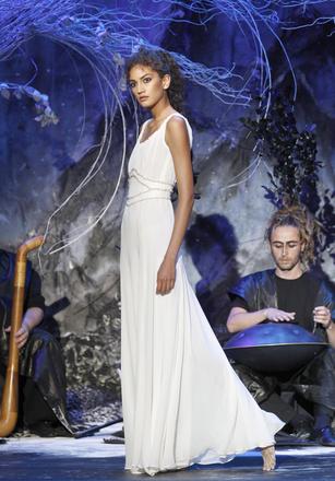 Неделя высокой моды в Париже осень-зима 2015 Franck Sorbier