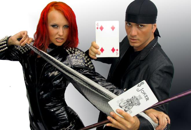 Сос и Виктория Петросян: фото