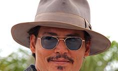 Ванесса Паради решила избавиться от любимых шляп Джонни Деппа