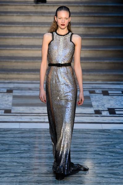 Неделя моды в Лондоне: 21 февраля | галерея [2] фото [2]