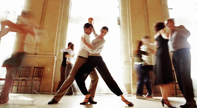Мелодии для сексуального танца