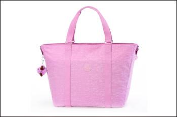 Розовая модель из коллекции Kipling придется по нраву каждой девушке.