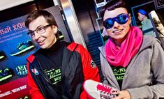 Nike приглашает принять участие в забеге «Run Moscow День & Ночь»
