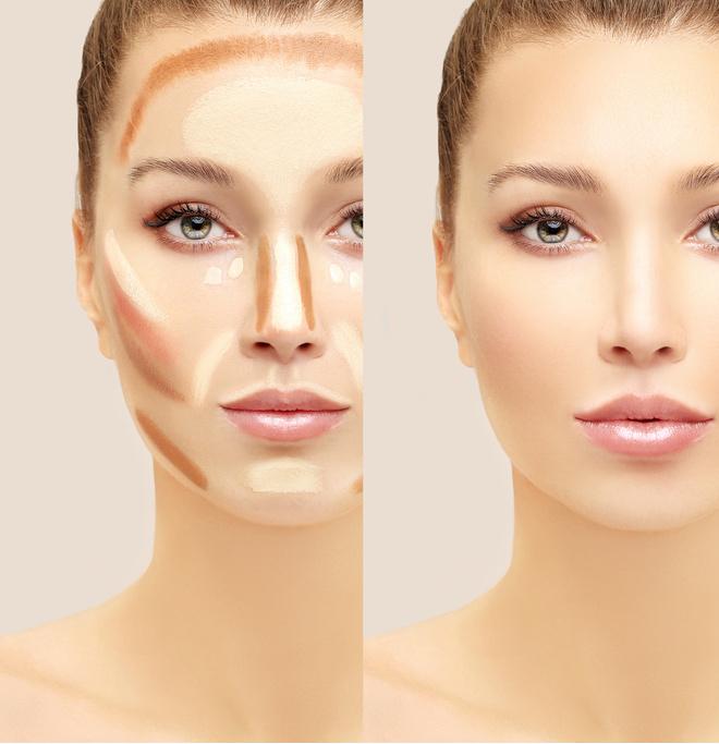 как корректировать лицо