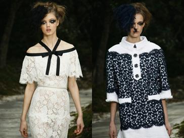 Коллекция Chanel Haute Couture весна-лето 2013