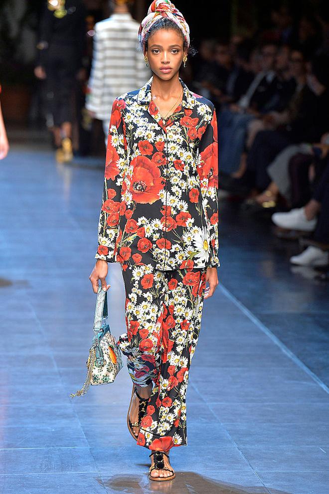 пижамный стиль в одежде 2016