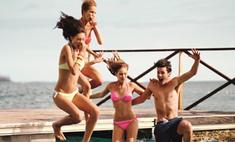 OVS посвятил коллекцию купальников серфинг-культуре