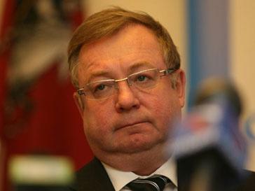 Сергей Степашин переизбран на третий срок