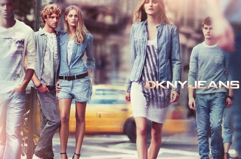 Распродажи в DKNY