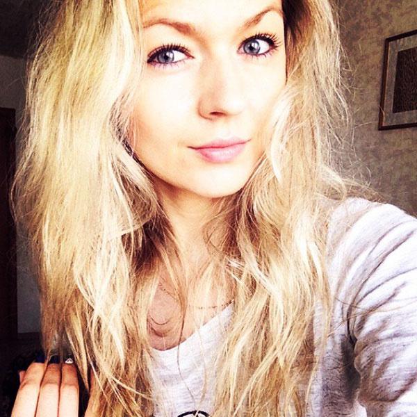 фотки красивых девушек-блондинок