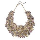 Ожерелье из натуральных камней.