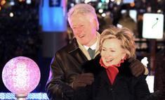 Билл Клинтон разыграл себя в лотерею