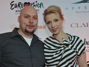 Яна Чурикова вышла замуж второй раз