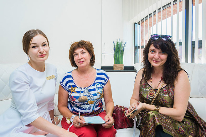 клиники «АССОЛЬ&PROFESSIONAL» фото