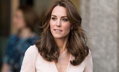 Как носить пастель: уроки Кейт Миддлтон