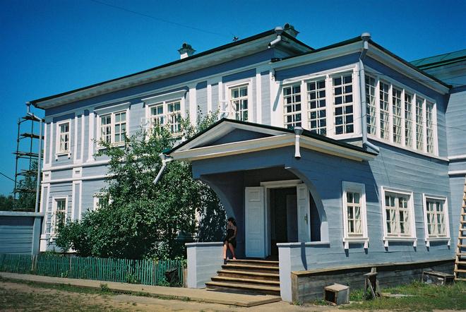 Ночь в музее Иркутск: музей декабристов