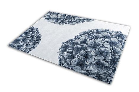 Дизайнер Микаэла Шляйпен представила новую коллекцию ковров   галерея [1] фото [2]