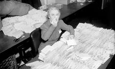 фотографии секретарша президента франклина рузвельта тысячами собранных день