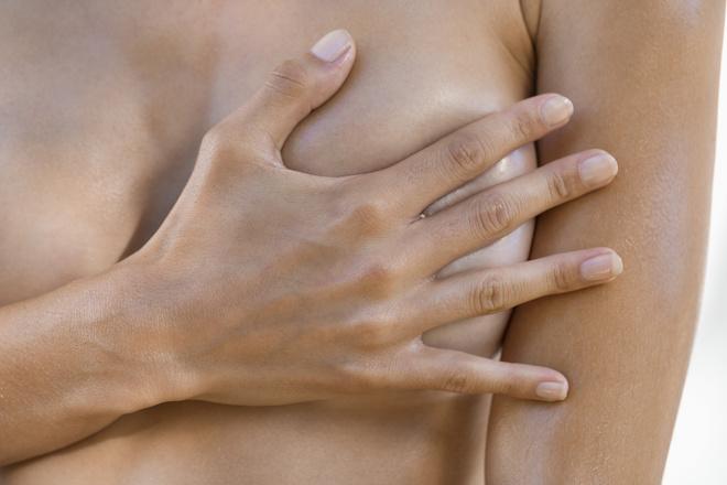 Обвисла грудь