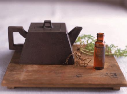 Чайник и лекарство