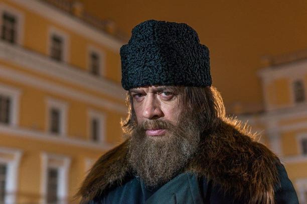 Владимир Машков, Григорий Распутин, сериал