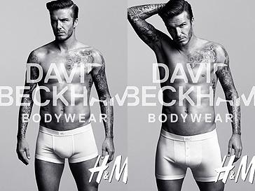 Реклама с Дэвидом Бекхэмом (David Beckham) вызвала недовольство населения