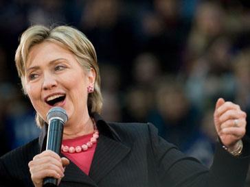 Хилари Клинтон (Hilary Clinton) посвятили новый комикс