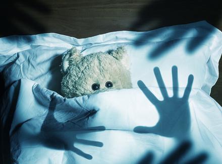 Кошмары снятся, чтобы нам помочь