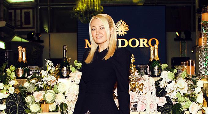Яна Рудковская призвала женщин не бояться желаний
