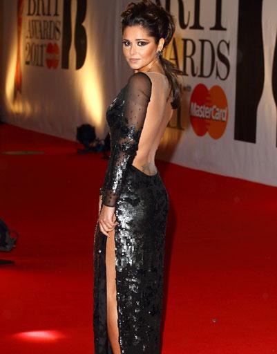 Шерил Коул на BRIT Awards 2011