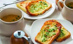 Гренки к супу