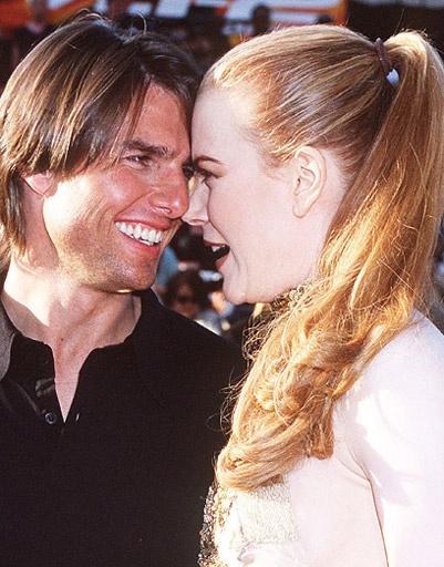 Том Круз (Tom Cruise) и Николь Кидман (Nicole Kidman)