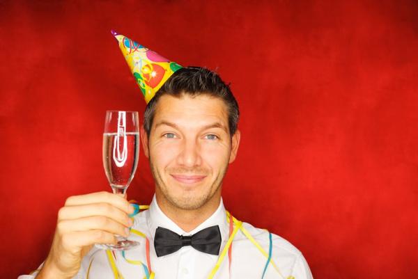оригинальное поздравление на день рождения мужчине